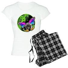 Lacy Shutter Bug Pajamas