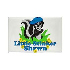 Little Stinker Shawn Rectangle Magnet (10 pack)