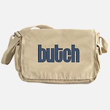 Butch Canvas Messenger Bag