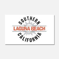 Laguna Beach California Car Magnet 20 x 12