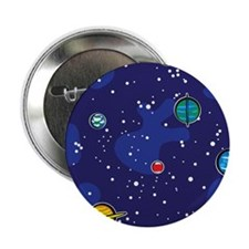"Our Solar System 2.25"" Button"