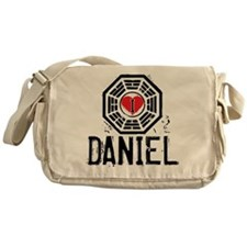 I Heart Daniel - LOST Canvas Messenger Bag