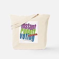 """""""IRV"""" Tote Bag"""