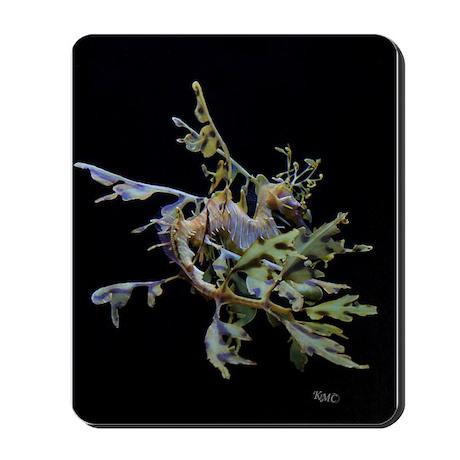 Leafy Backside Mousepad