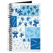 Blue Ninja Blocks! Journal