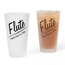 Flute Drinking Glass