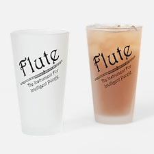 Flute Drinking Glass