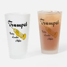 Higher Trumpet Drinking Glass