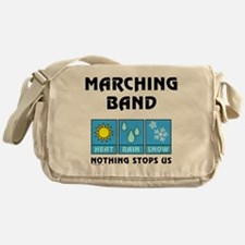 Marching Band Weather Messenger Bag