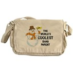 Coolest Parent Messenger Bag