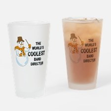 Coolest Director Drinking Glass