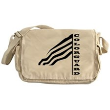 Colorguard Flag Messenger Bag