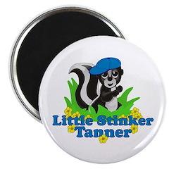 Little Stinker Tanner Magnet