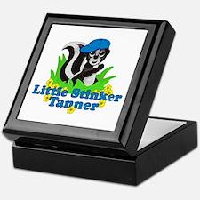 Little Stinker Tanner Keepsake Box