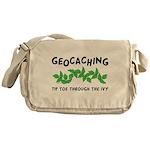 Poison Ivy Messenger Bag