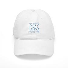 Writing Ideas - Blue Pencil Baseball Baseball Cap