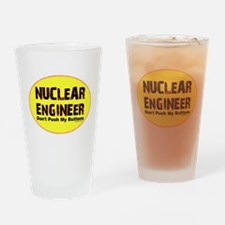 Nuclear Engineer Drinking Glass