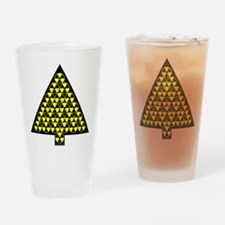 Nuclear Tree Drinking Glass