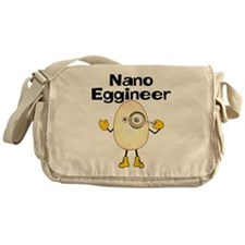 Cute Nanotechnology Messenger Bag
