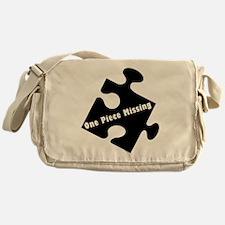 Funny One piece Messenger Bag