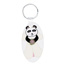 Panda Bride Keychains