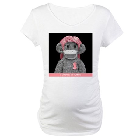 JONES SODA MONKEY Maternity T-Shirt
