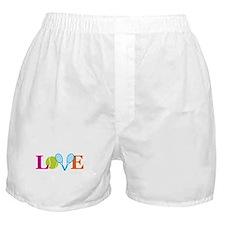 """Love"" Boxer Shorts"