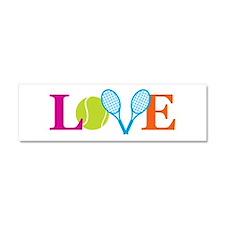 """""""Love"""" Car Magnet 10 x 3"""