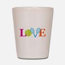 """Love"" Shot Glass"