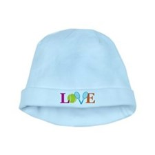 """Love"" baby hat"