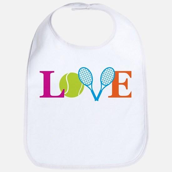 """""""Love"""" Bib"""