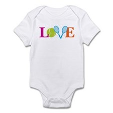 """Love"" Infant Bodysuit"