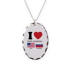 USA-RUSSIA Necklace