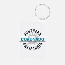 Coronado California Keychains
