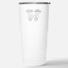 Talking Muffin Travel Mug
