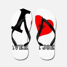 I <3 My Average Joe Flip Flops