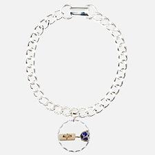 Rubber_Band_Boat_Glass_Float Bracelet