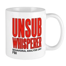 Unsub Whisperer Criminal Minds Mug