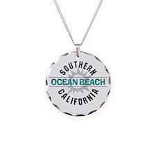 Ocean Beach California Necklace