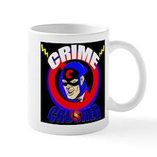 CRIME CRUSHER Small Mug