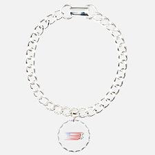 Athletics Runner - USA Bracelet