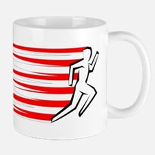 Athletics Runner - USA Mug