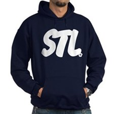STL Brushed Hoody