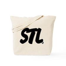 STL Brushed Tote Bag