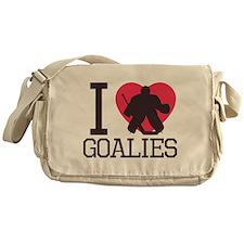 Goalies Messenger Bag