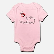 Ladybug Madison Infant Body Suit