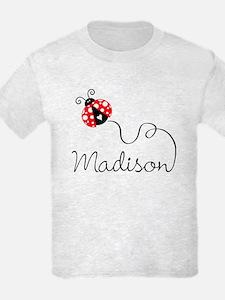 Ladybug Madison T-Shirt