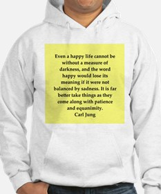 Carl Jung quotes Hoodie