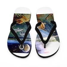Cute Nelson Flip Flops