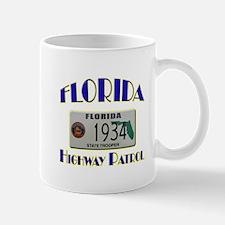 Florida Highway Patrol Mug